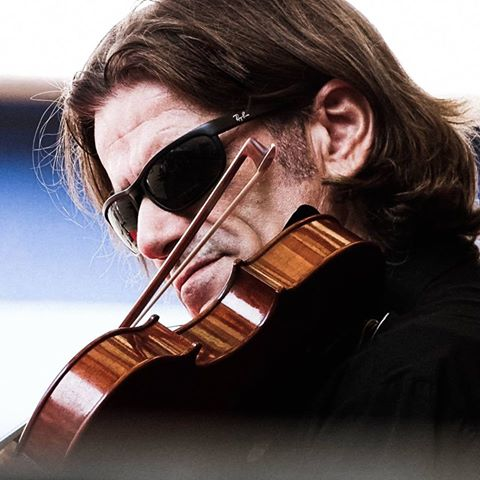 Anchise Bolchi Country Rock Bluegrass Fiddle Violino Ligabue IMAGE