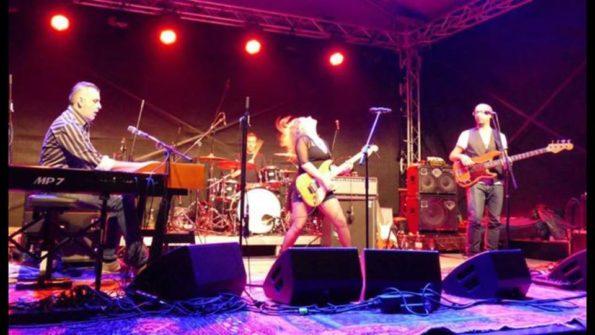 Eliana Cargnelutti Band Image