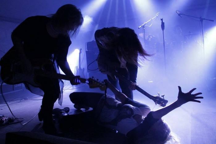 Living Dolls rock cover band femminile IMAGE
