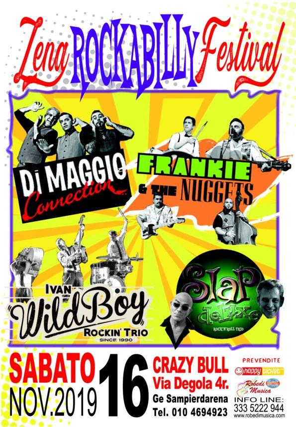 Zena Rockabilly Festival Image