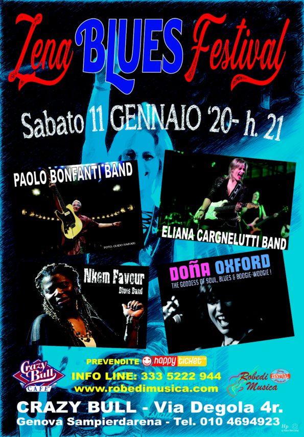 Zena Blues Festival Image