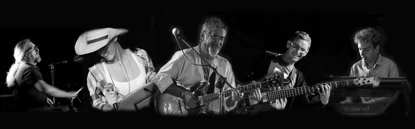Maurizio Renda Rock Blues The Ocia Band IMAGE