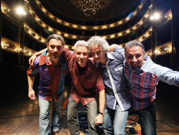 Paolo Bonfanti Band Image