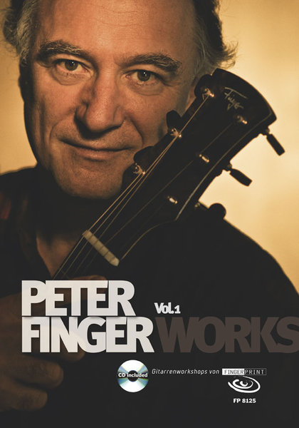 Peter Finger Fingerstyle Acoustic Guitar New Age IMAGE