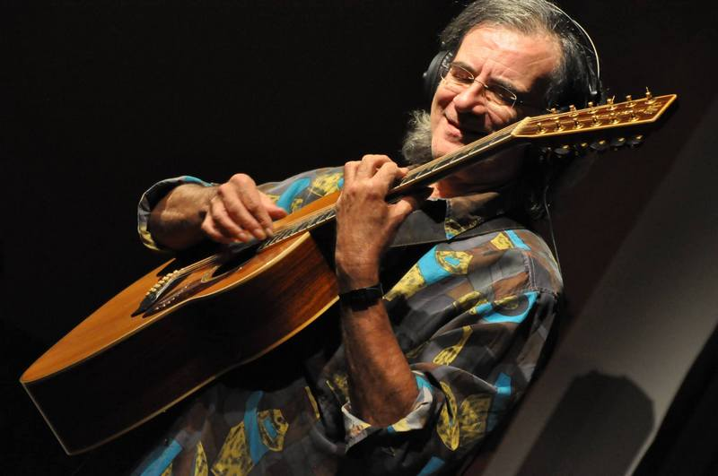 Riccardo Zappa Fingerstyle Guitar Chitarra 12 Corde Chitarra Acustica IMAGE
