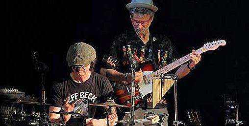 River Blonde Stefano Tavernese Acoustic Blues Armando Serafini IMAGE