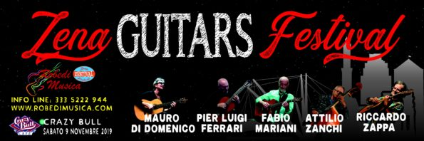 Zena Guitars Festival Image