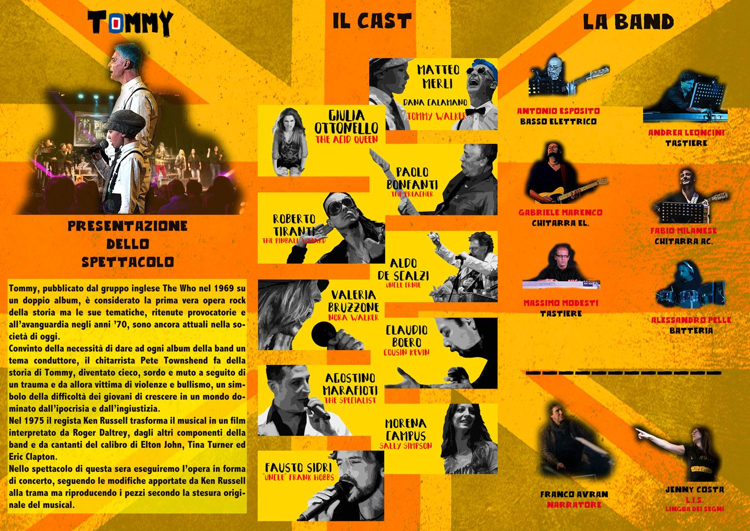 Tommy Il Concerto Image