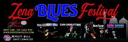 Zena Blues Festival Robe di Musica