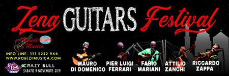 Zena Guitars Festival Robe di Musica