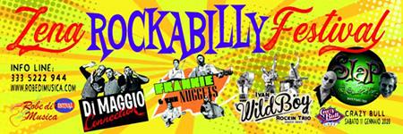 Zena Rockabilly Festival Robe di Musica